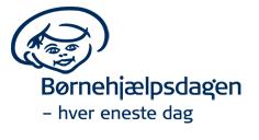børnehjælpsdagen logo